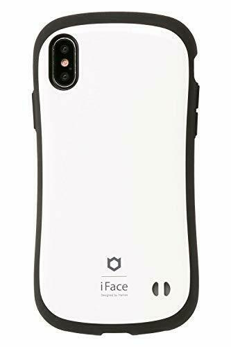premium selection ae3b5 1b181 iFace iPhone XS Max Case White First Class Standard W/tracking Form Japan