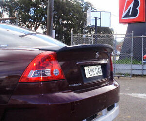 Vz Ute Roof Spoiler Bobtail Spoiler Lip Custom No Led