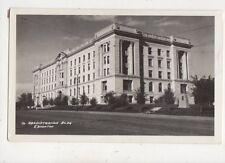 Administration Building Edmonton Canada Vintage RP Postcard 966a