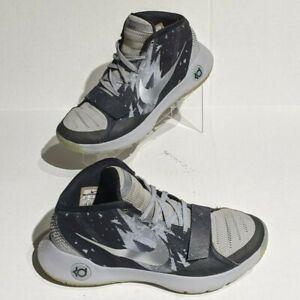 Details about Nike KD Trey 5 III PRM Basketball Shoes Men's Size 8.5 Black  / Silver 749379