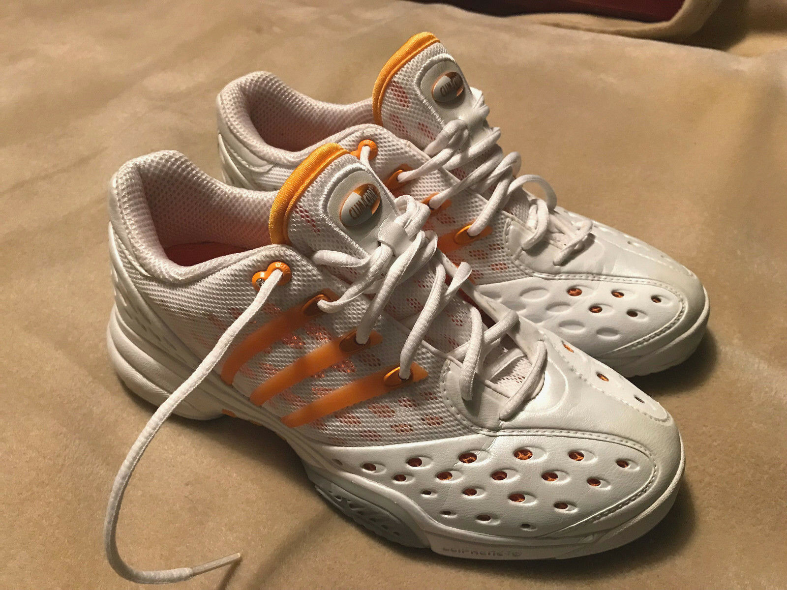 Womens Adidas Adiprene Climacool Trainers Size 5 Great Condition, Hardly Worn