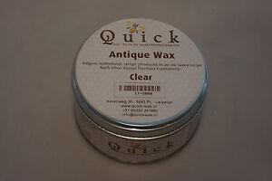1 Dose Antik-Wachs clear 375 ml