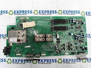 Main-AV-Board-V28A000005A1-Toshiba-37WLT66