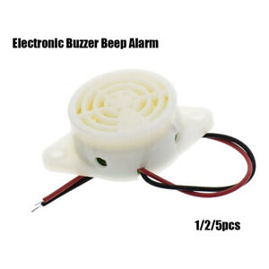 Components Alarm Continuous Sound Electronic Buzzer Beep Alarm Intermittent