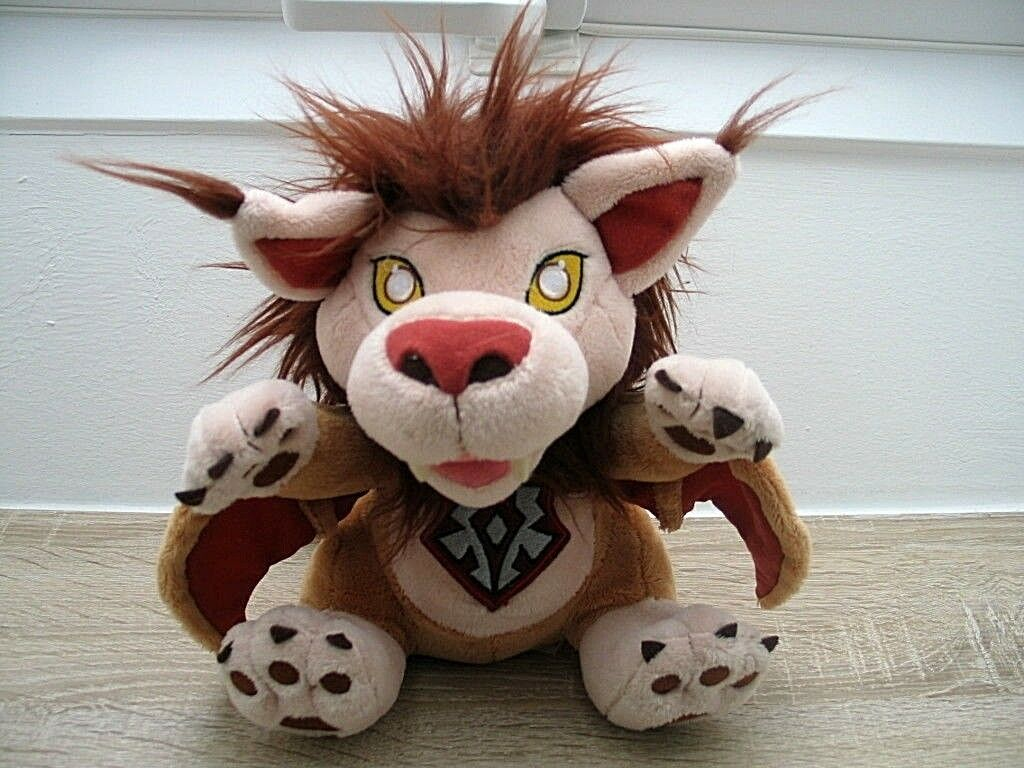 Blizzard World of Warcraft  The Wind Rider Cub Windreiterjunge Stofftier