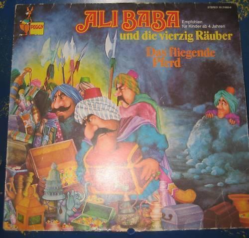 Ali Baba Und Die 40 Räuber Zusammenfassung