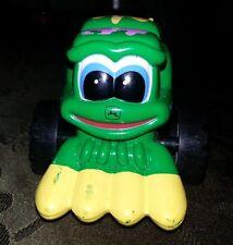 "John Deere Tractor for Kids Metal & Plastic 3.5"" long"
