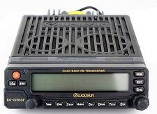 WouXun kg-uv950p Dual Band Mobile Radio kg-uv950p car radio station CB vhf uhf