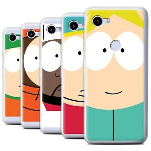 Gel-TPU-Case-for-Google-Pixel-3a-Funny-South-Park-Inspired