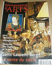 Connaissance des Arts N°668 Dvâravatî Van Gogh Saint Laurent Bergé Pleyel