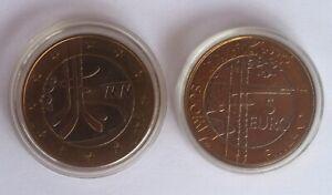 Finlande 5€ commemorative 2003
