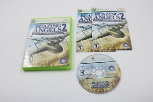 Blazing Angels 2: Secret Missions of WWII (Microsoft XBox 360)