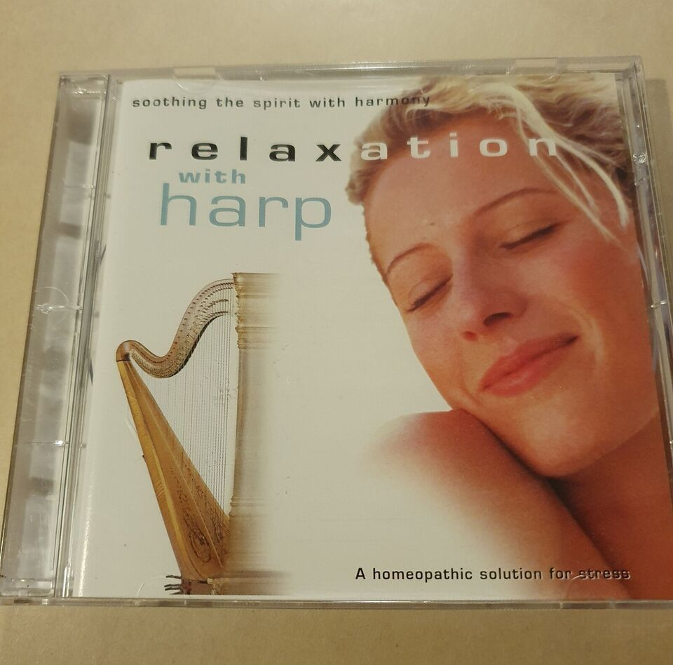 .: Relaxation with harp, andet
