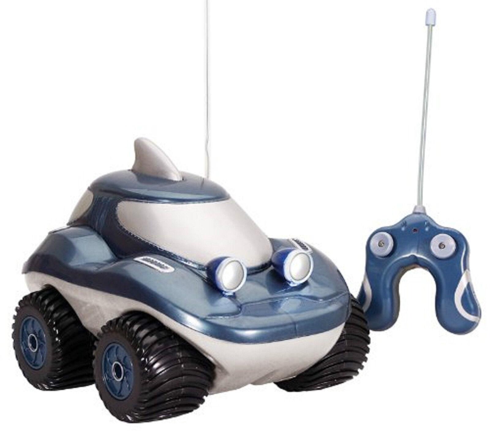 Radio Remote Control Car Kid Galaxy Shark Speed Boat 4x4 Ages 2+ Water Boys Play