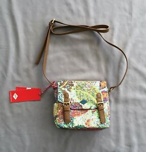 Image Is Loading Nwt Oilily S Multi Coloured 039 Micro Satchel