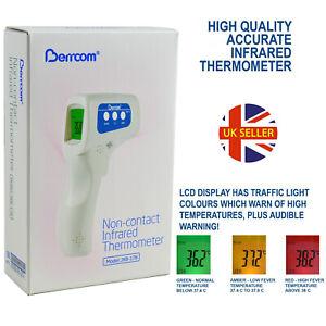 Berrcom-sin-contacto-termometro-digital-de-medicion-de-temperatura-corporal-frente