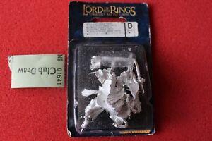 Jeux Atelier Le Seigneur Des Anneaux Le Roi Sorcier Angmar Minas Tirith Figurine En Métal