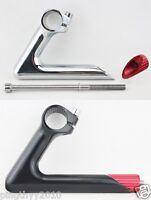 J&l Vintage/classic 70/80's Threaded Quill Stem-25.490mm-22.2mm