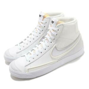 Details about Nike Blazer Mid 77 Infinite Summit White Sail Grey Men Casual  Shoes DA7233-101