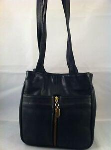 Image Is Loading Lynn Stuart Black Shoulder Bag 8 5 034