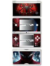 Spiderman Vinyl Skin Sticker for Nintendo DSi XL