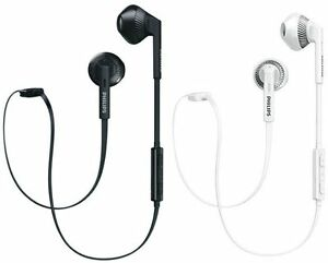 Philips In-Ear Noise Isolating Wireless Bluetooth Headphones with Microphone