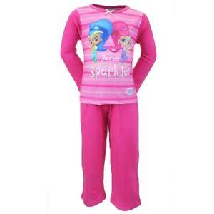 Shimmer-et-Shine-pyjama-fille-enfant-Fushia