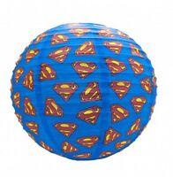 Dc Comics - Papierlampe Hängelampe - Superman - Logo