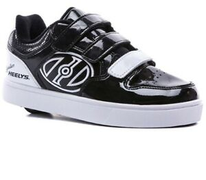 Heelys Motion Plus Signature - Black White