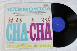 Jerry-Murad-039-s-Harmonicats-Harmonica-Cha-Cha-vinyl-LP-Wing-Records