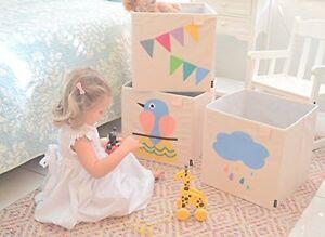 Kids-Storage-Bin-Toys-Books-Cube-Organizer-Box