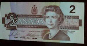 Canada-two-dollar-bill-2-00-banknote-1986-series-nice-bill-crisp-uncirculated