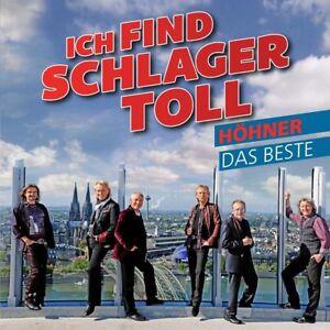 HOHNER-ICH-FIND-SCHLAGER-TOLL-DAS-BESTE-CD-NEU