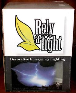 Rely A Light Ellen Emergency Table LED Lamp