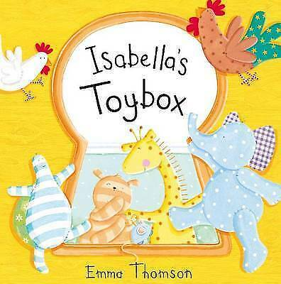 """""""AS NEW"""" OPPOSITES (ISABELLA'S TOYBOX), EMMA THOMSON, Book"""