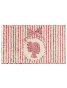 grund badematte rose rosa creme 90x160 cm shabby chic vintage look badeteppich ebay. Black Bedroom Furniture Sets. Home Design Ideas