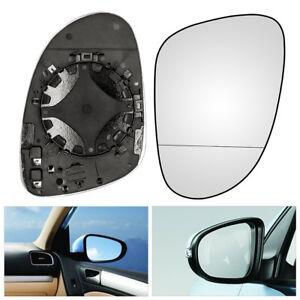 Specchietto-Retrovisore-Riscaldato-Vetro-lato-sinistro-VW-Golf-5-MK5-2003-2008