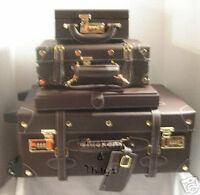 Chatterbox Trunk Set For Scrapbooking Scrapbook Brown