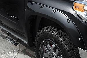 Oem Toyota 2018 Tundra Pocket Fender Flares 00016 34888 12 Black 218 Painted Ebay