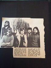 d7-1 ephemera 1971 picture pop group deep feeling country heir