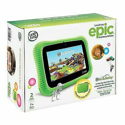 Fine Leapfrog Epic Academy Edition 7In 16Gb Quad Core Learning Tablet Green For Sale Online Ebay Download Free Architecture Designs Rallybritishbridgeorg