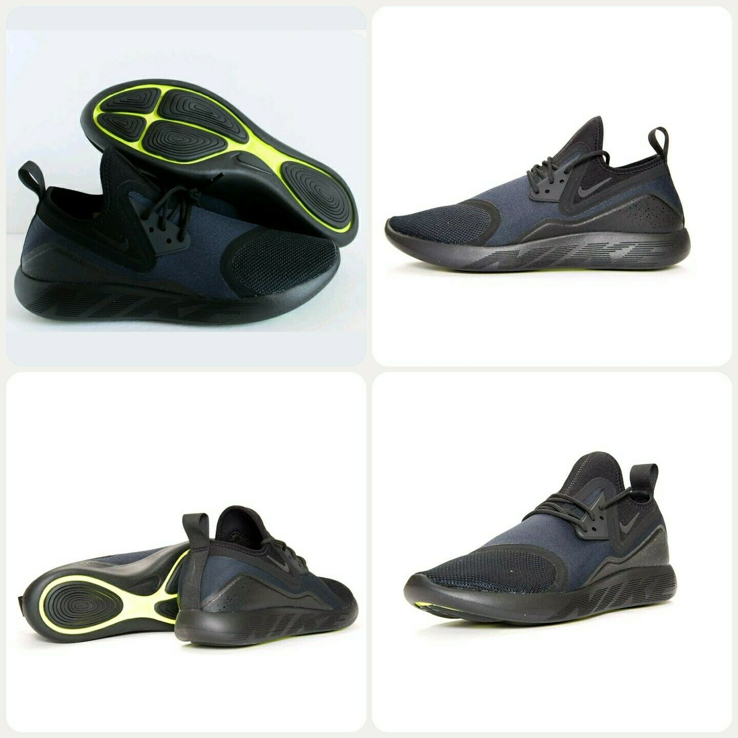 Nike Mens Lunarcharge Essential Round Toe Training Running shoes Size  9.5 M US