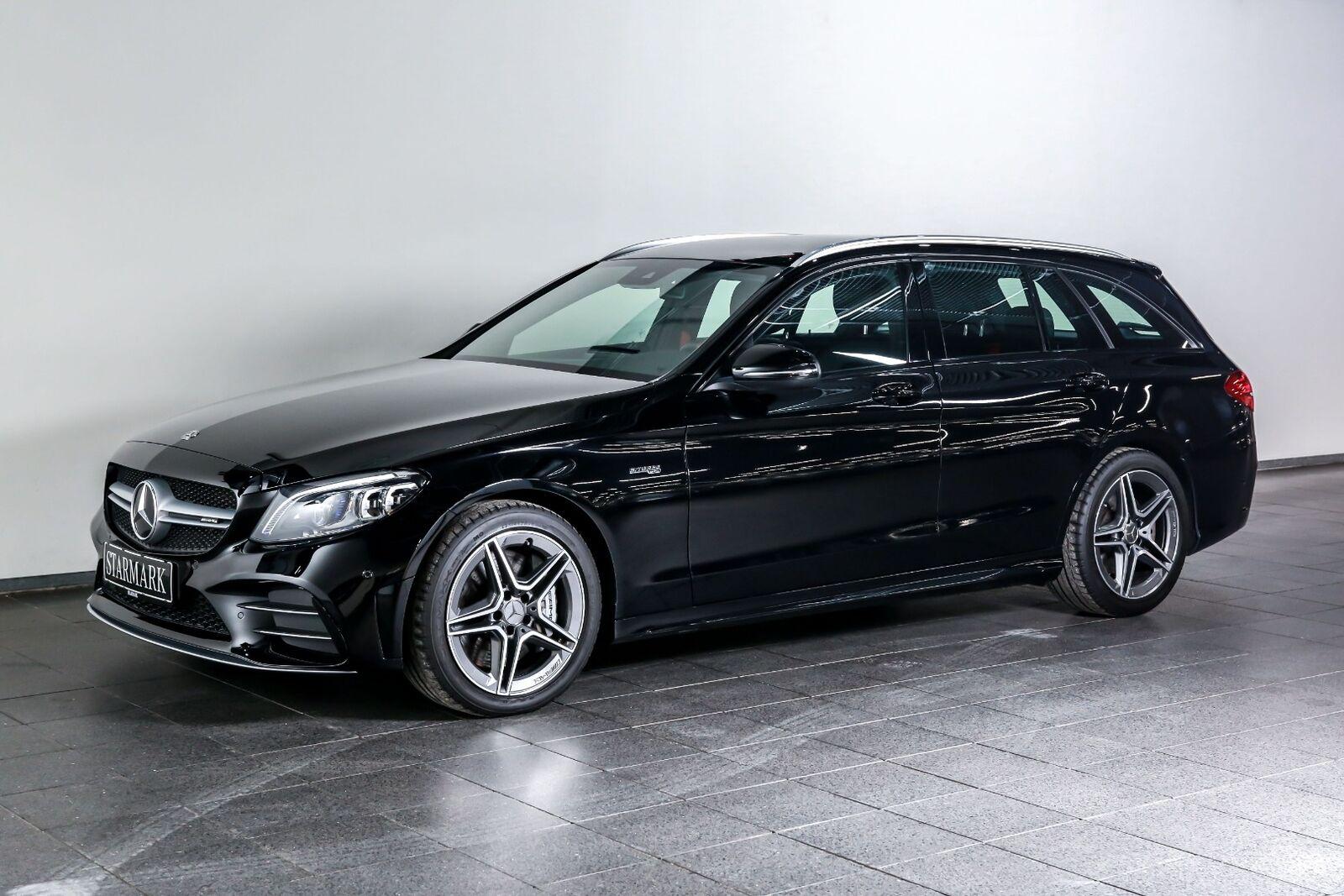Mercedes-Benz C43 3,0 AMG stc. aut. 4-M
