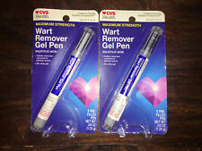 Cvs Wart Remover Gel Pen Maximum Strength For Sale Online Ebay