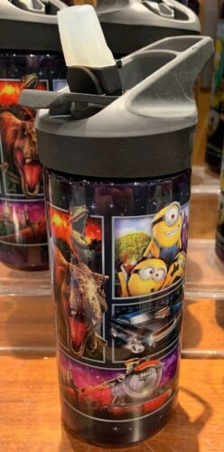 Universal Studios Hollywood 2019 The Epic Adventures Sports Water Bottle New