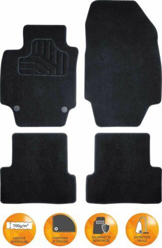 Tapis de sol sur mesure INCAR DS DS 3 Crossback 04//2019 -