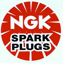 NGK 5839 / ZGR5A SPARK PLUGS - NGK SPARK PLUG, 4 EACH, NIB