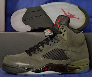 Nike Jordan 350 Air Sz 14 2013 Retro 5v 626971 Fear aqEvxdB