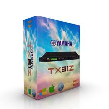 Yamaha TX81Z Sound Module for KONTAKT -  VINTAGE