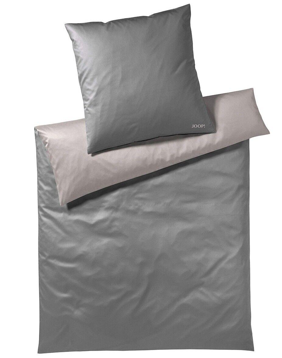 Joop  Biancheria da letto letto letto Micro pattern 4040   91 Smoke - 155 x 220 59c7d1
